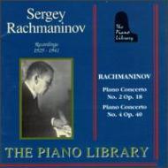 Piano Concertos.2, 4: Rachmaninov, Stokowski, Ormandy