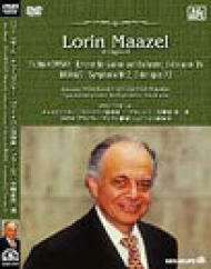 Maazel/Bavarian.Rso At The Prinzregententheater