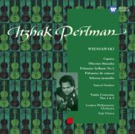 Violin Concerto, 1, 2, Etc: Perlman(Vn)Ozawa / Lpo