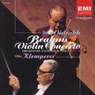 Violin Concerto: Oistrakh(Vn)Klemperer / French National Radio O