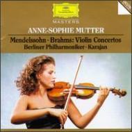 ヴァイオリン協奏曲集 ムター(vn)、カラヤン&ベルリン・フィル