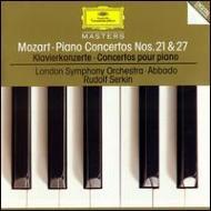 ピアノ協奏曲第21、27番 ゼルキン(P) アバド&ロンドン交響楽団