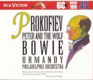 Peter & Wolf: Bowie, Ormandy / Philadelphia.o