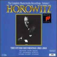 Horowitz Studio Recordings '62-'63
