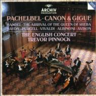 Canon & Gigue-baroque Favourites: Pinnock / English Concert