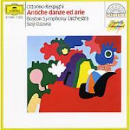 リュートのための古風な舞曲とアリア 小澤征爾&ボストン交響楽団