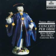 Concertos Op.7 Holliger / Camerata Bern