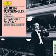 交響曲第5番『運命』、第7番 フルトヴェングラー&ベルリン・フィル(1943)