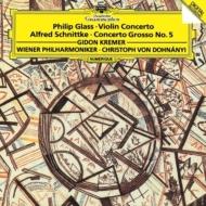 Violin Concerto: Kremer(Vn)Dohnanyi / Vpo +schnittke: Concerto Grosso, 5,