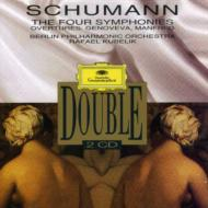 Comp.symphonies: Kubelik / Bpo