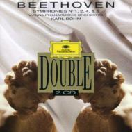 交響曲第1番、第2番、第4番、第5番『運命』 ベーム&ウィーン・フィル