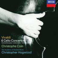 チェロ協奏曲集 コワン、ホグウッド&エンシェント室内管弦楽団