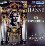 Organ Concertos: セバスティエ-ン