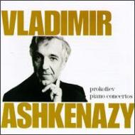 Comp.piano Concertos: Ashkenazy, Previn / Lso
