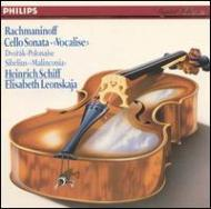Cello Sonata: Schiff / Leonskaja