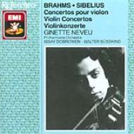 Violin Concertos: Neveu