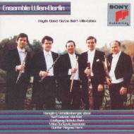 Ensemble Wien-berlin: Haydn, Danzi, Bozza, Ibert, Villa-lobos