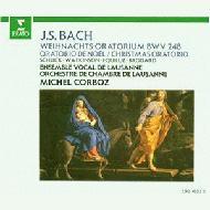 Weihnachts-oratorium: Corboz / Lausanne Co Schlick Watkinson