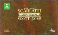 チェンバロ作品全集 スコット・ロス(34CD) 受注83セット