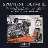 Olympie: Albrecht / Deutsche Oper Berlin Varady F-dieskau