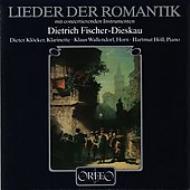 Romantic Songs: F-dieskau, Etc