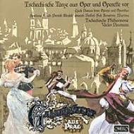 Czech Dances From Opera & Operetta: Neumann / Czech Po
