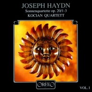 String Quartet, 31, 32, 33, : Kocian Q
