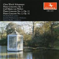 Piano Concertos: Rich, Burkh / Janacek.po