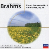 Piano Concerto.1: Rubinstein, Mehta / Ipo