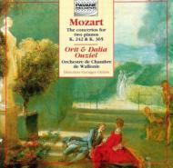 Piano Concertos.7, 10: O & D.ouziel / Ostors / O.de Chambre De Wallonie
