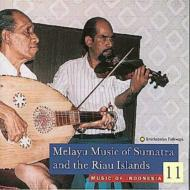 Music Of Indonesia 11 Melayumusic Of Sumatra And The Riau Islands