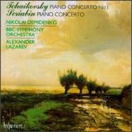 チャイコフスキー:ピアノ協奏曲第1番 他 デミジェンコ(p)/ラザレフ/BBC