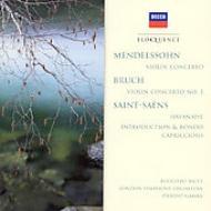 Violin Concertos: Ricci, Gamba / Lso