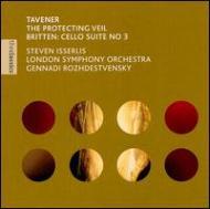 The Protection Veil / Cello Sonata.3: Rozhdestvensky / Lso, Isserlis(Vc)