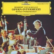 カラヤン/オペラ間奏曲集 カラヤン/ベルリン・フィルハーモニー管弦楽団