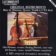 Original Instruments: Pehrsson(Rec), Etc