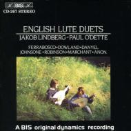 English Lute Duets: Lindberg, O'dette