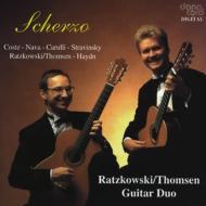 Scherzo: Ratzkowski & Thomsen・guitar Duo