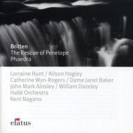 The Resque Of Penelope, Phaedra: Nagano / Halle.o