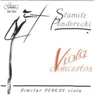 Viola Concerto: Penkov(Va)Ceccato / Ndr So +stamitz