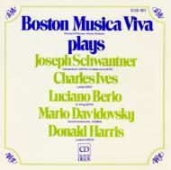 Music Of Ives / Berio / Harris / Dav