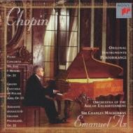 Piano Concerto, 2, Etc: Ax(P)Mackerras / Age Of Enlightenment O