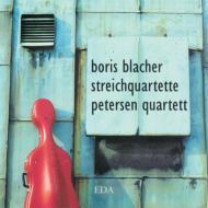 Comp.string Quartets: Petersen Q