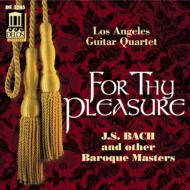 Joy Of Baroque Music Los Angeles Guitar Quartet
