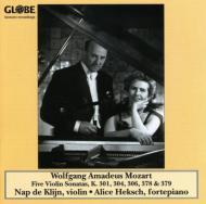 Violin Sonata, 25, 28, 30, 34, 35, : De Klijn(Vn)Heksch(P)