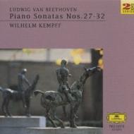 Piano Sonatas.27-32: Kempff