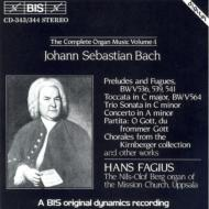 Organ Works Vol.4: Fagius