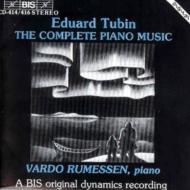 Comp.piano Music: Rumessen