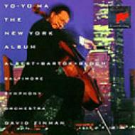 The New York Album-albert, Bartok: Yo-yo Ma Zinman / Baltimore So