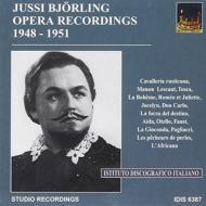 Jussi Bjorling(T)Arias